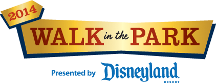 2014 CHOC Walk in the Park at Disneyland #CHOCWalk