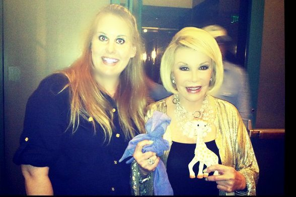RIP Joan Rivers Forever a Joan Ranger