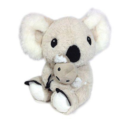 Cloud b Mama Koala and Baby