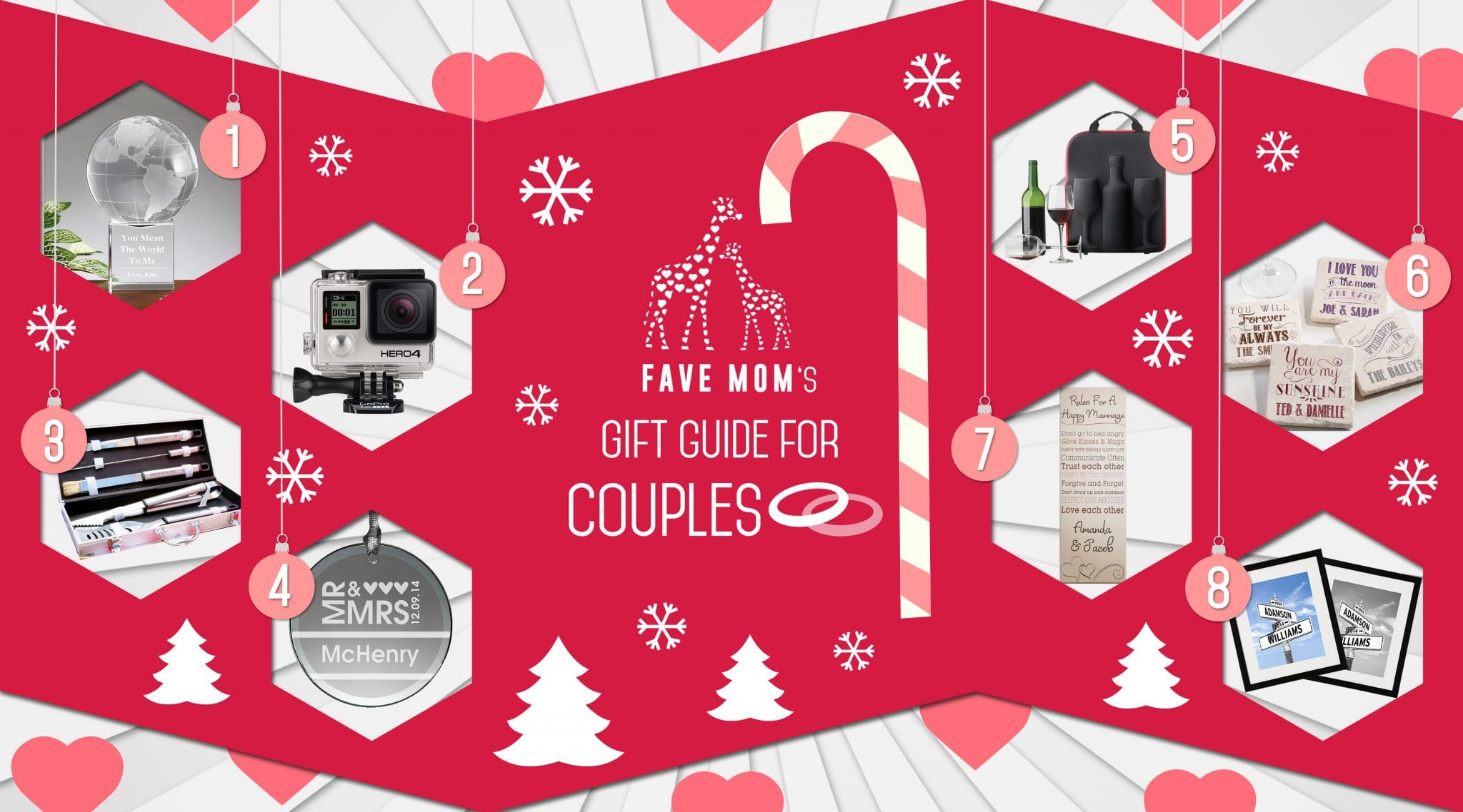 Gift Guide Couples Updated