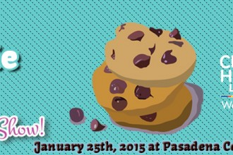 LA Cookie Con and Sweets Show