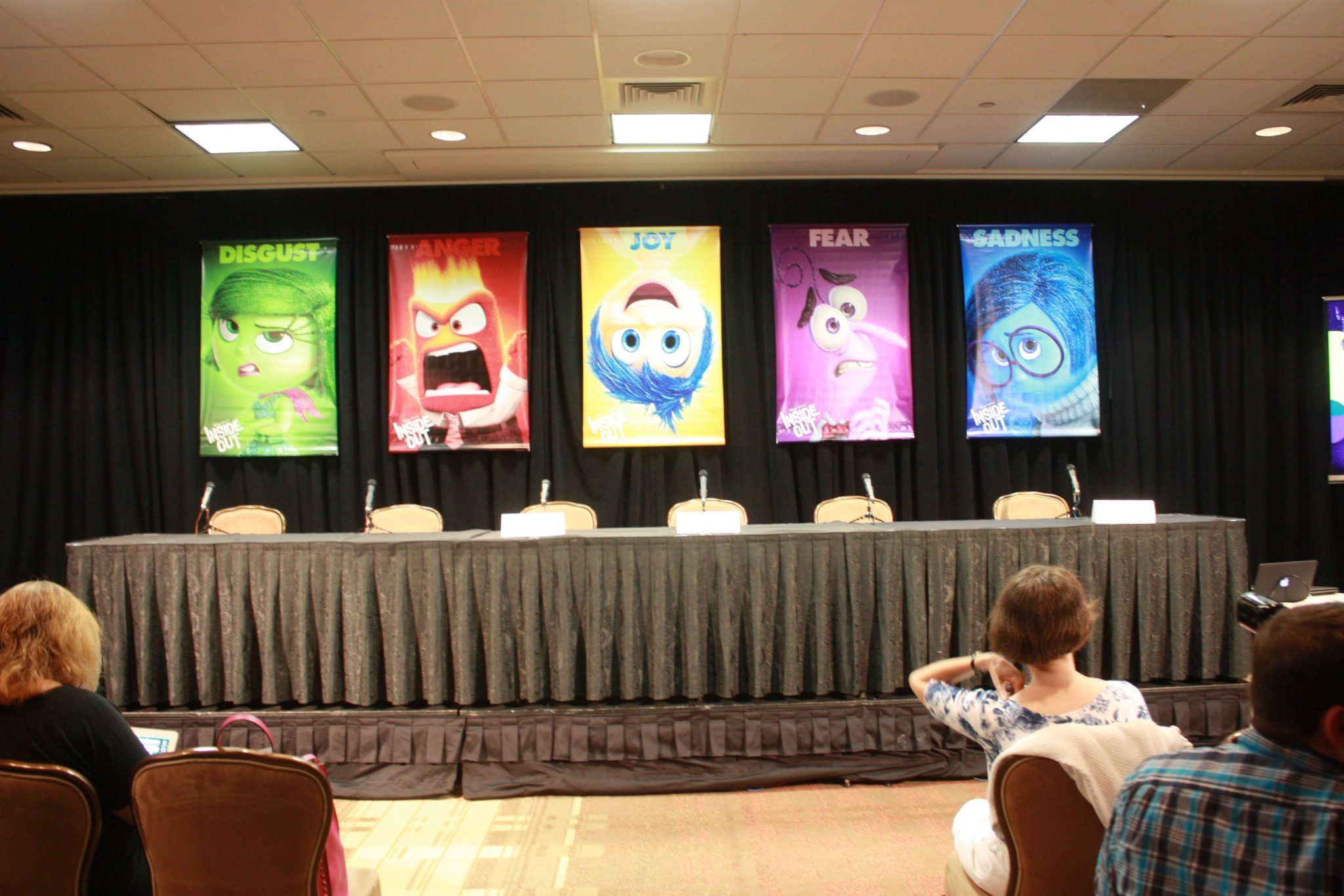 "df8a4908133 I recently had the opportunity to attend the  InsideOut Press Junket after  screening ""Inside Out."" Talent attending the most recent press junket were  as ..."