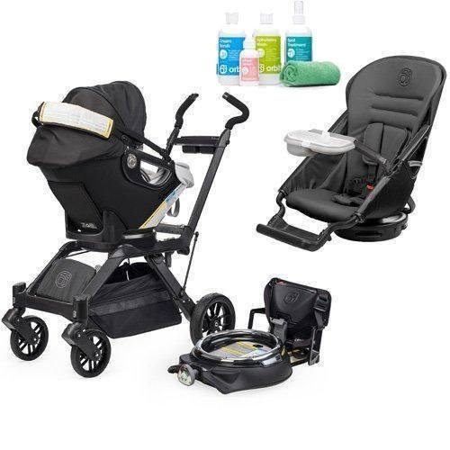 Orbit Baby Infant Travel Collection G3 and Spa Collection