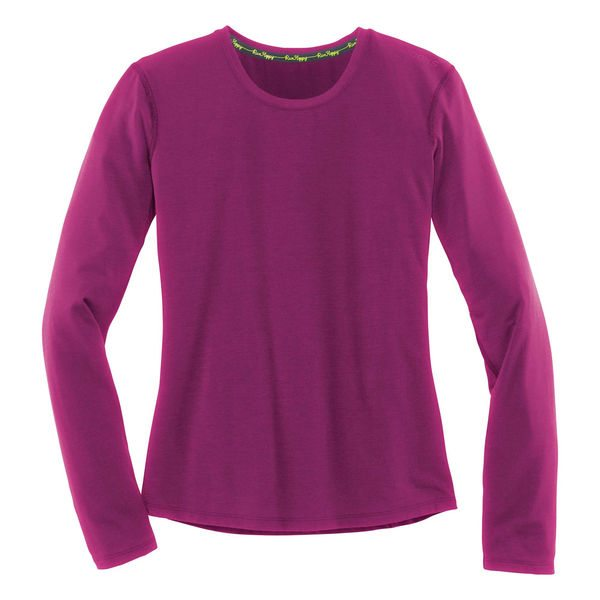 Womens Distance Long Sleeve Shirt