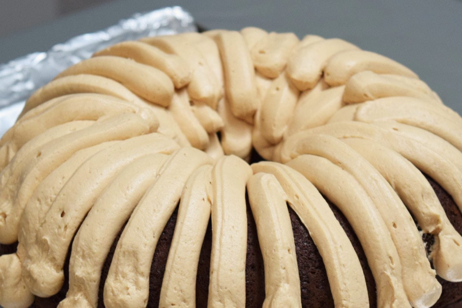 Chocolate Chocolate Chip Bundt Cake Recipe