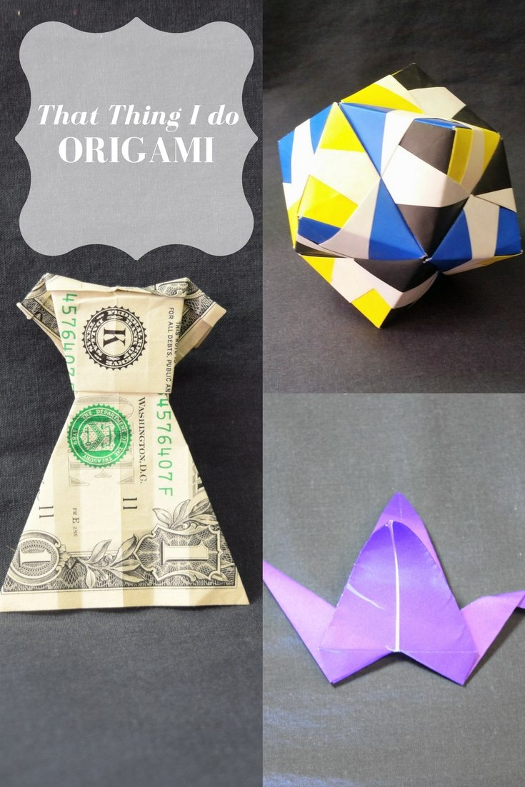 Why do I do Origami and why you should to | FaveMom.com