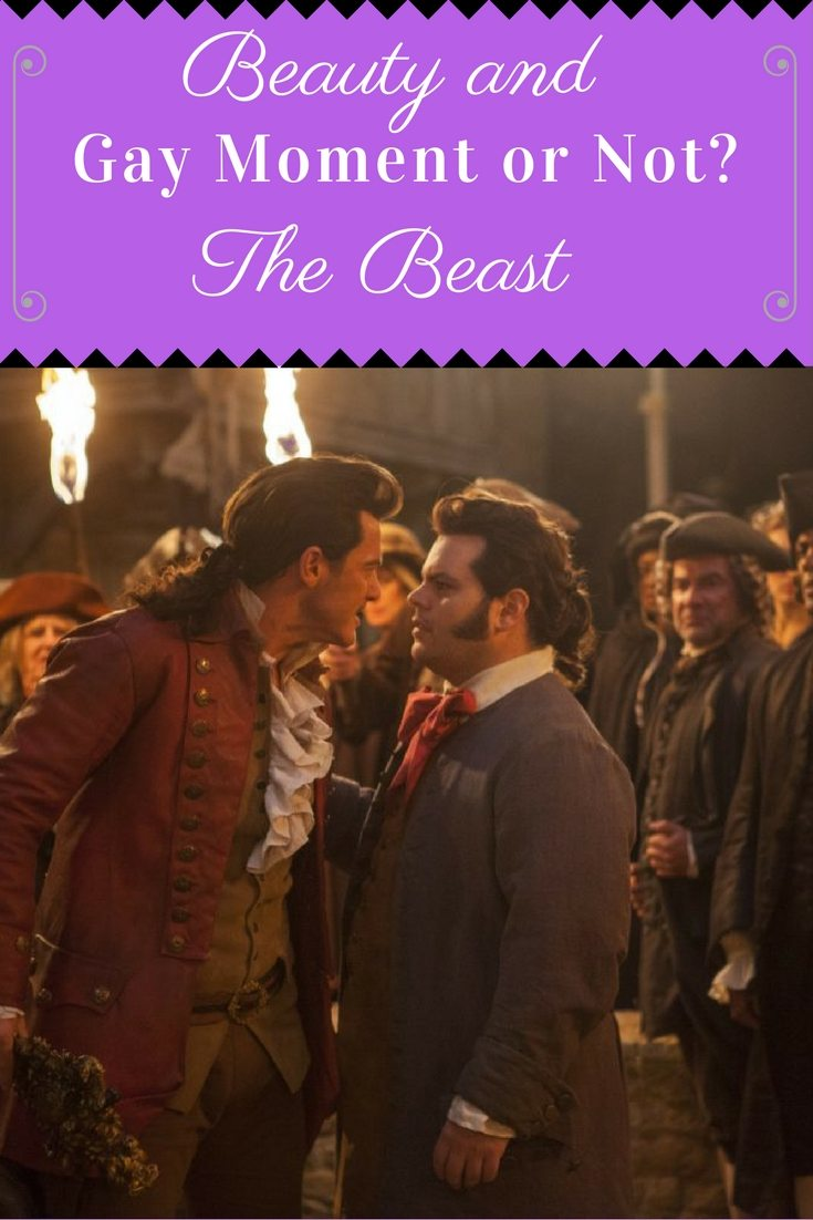 Fave Mom tells you what lal the fuss (What's all tis fuss about a gay moment in live action Beauty and the Beast. This explains it all | FaVe Mom