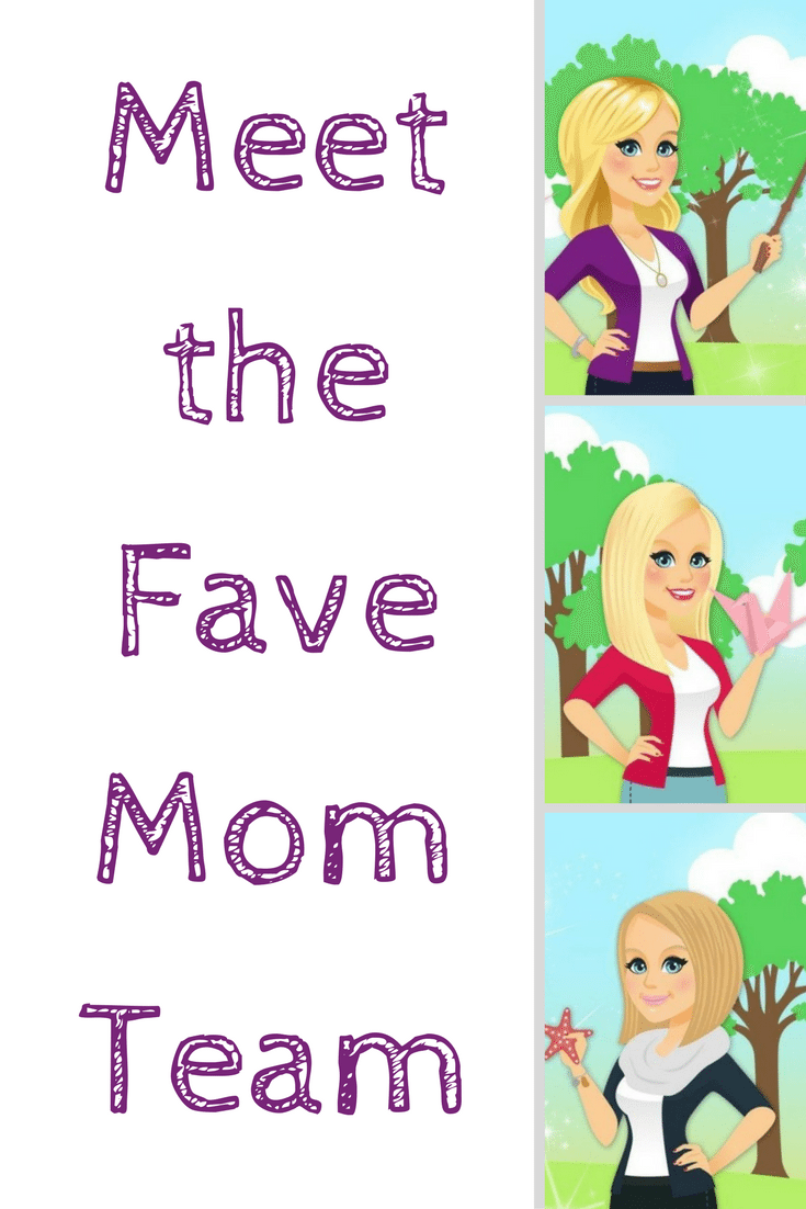 Fave Mom is a resource for moms of all ages, because it's a life long job.