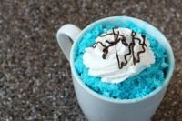 Pandora World of Avatar Blue Microwavable Mug Cake | FaveMom