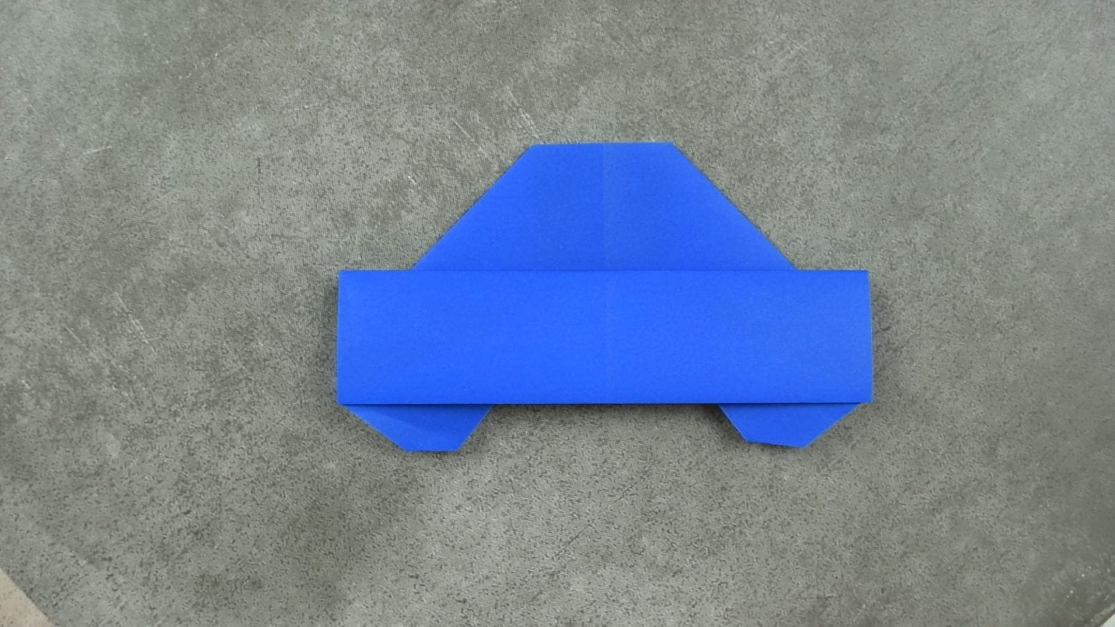 Transform paper into an easy origami car fave mom jeuxipadfo Images