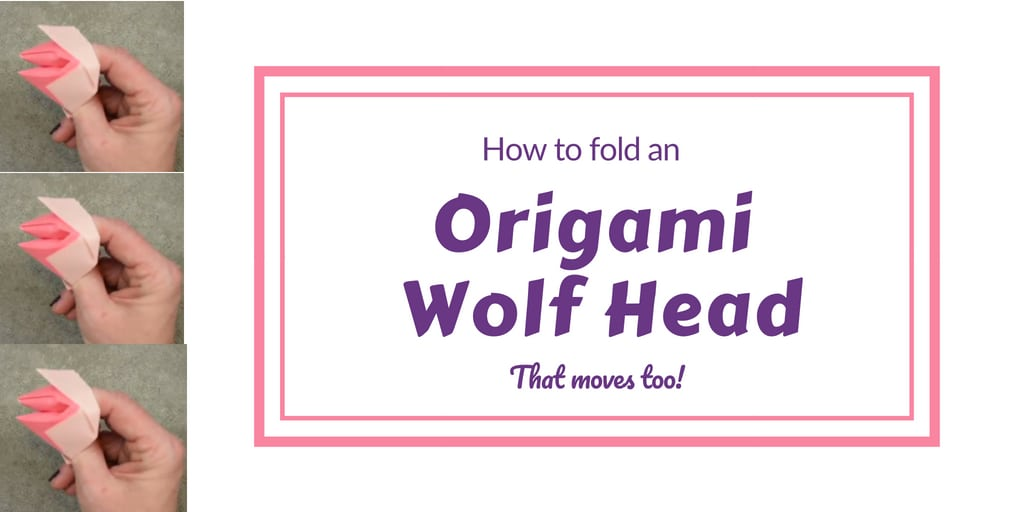 How to Make an Origami Wolf | LoveToKnow | 512x1024