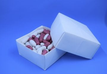 Origami Gift Box |Favemom.com