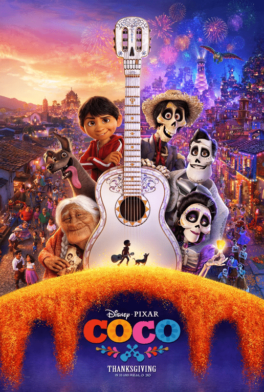 Coco Find your voice #PixarCoco | FaveMom.com