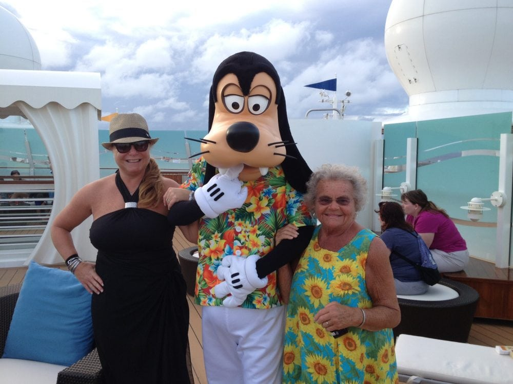 Disney Cruise Line Cruise girls Trip | Favemom.com