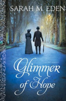 Clean Christmas Regency Romance Glimmer of Hope | Favemom.com