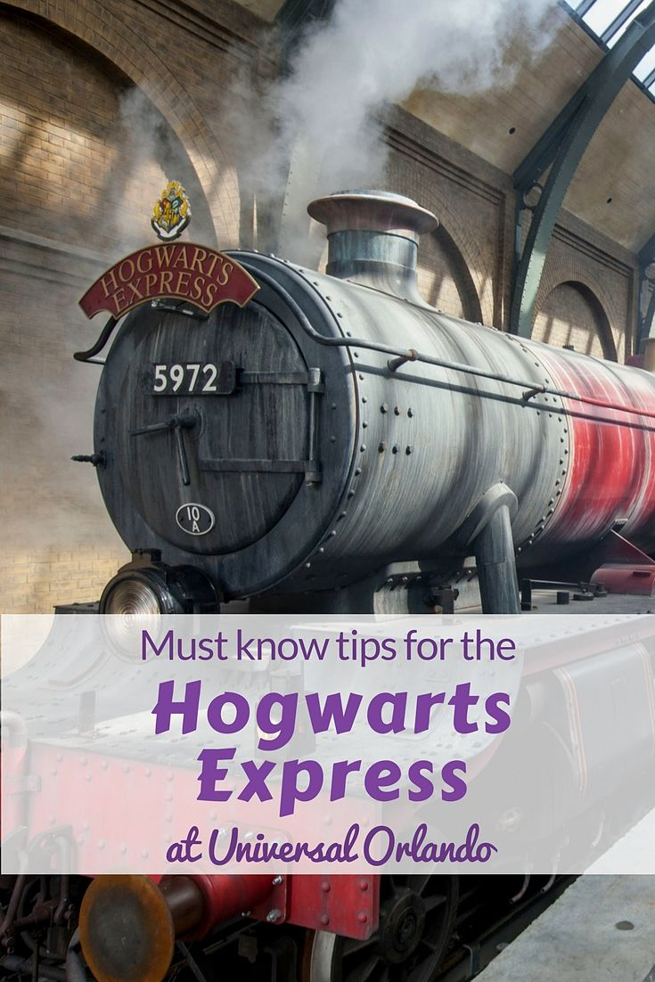 There's a ticket that could keep you off the Hogwarts express ride at Universal Orlando. Don't let that happen read FAveMom's Must knows for the Hogwarts express #UniversalOrlando #HarryPotterWorld #HogwartsExpress #IslandsofAdventure #UniversalStudios #ReadyforUniversal #WizardingWorldofHarryPotter