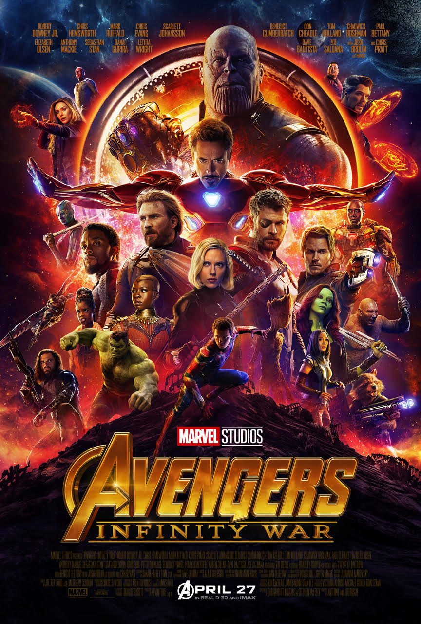 New trailer for Avengers Infinity War with Black Widow as a blond. Love it! Watch it! #InfinityWar #Avengers #MarvelMovies