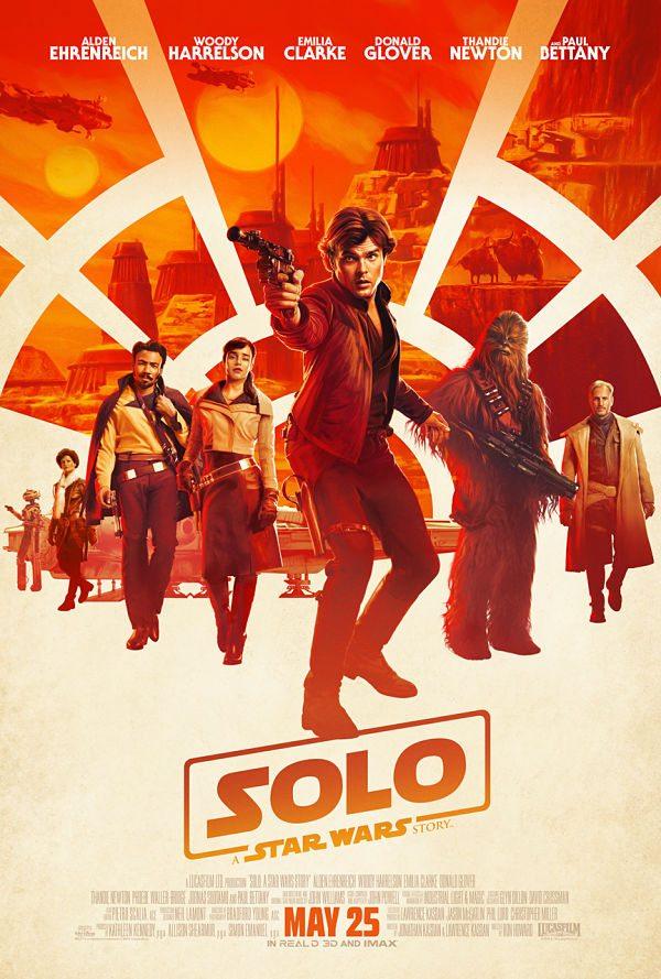 Solo: A Star Wars New Trailer & Poster | Favemom.com