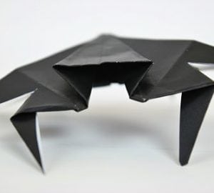 back origami Spider | FAveMom
