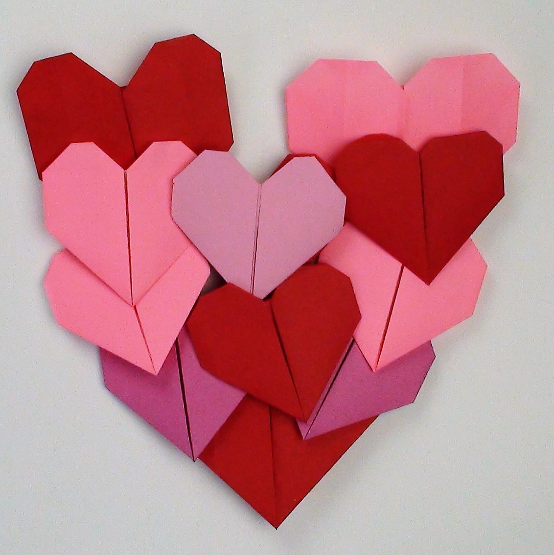 Origami Dollar Heart & Star Tutorial - How to make a Dollar heart with star  - YouTube | 1133x1132
